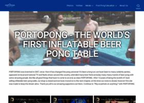 portopong.com