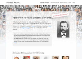 portraitarchiv.genealogie-zentral.ch