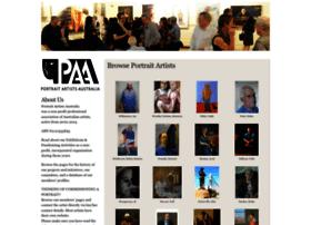 portraitartistsaustralia.com.au