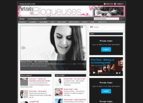 portraitsdeblogueuses.com