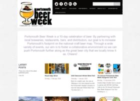 portsmouthbeerweek.com