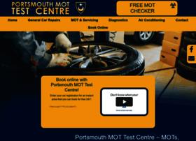 portsmouthmottestcentre.com