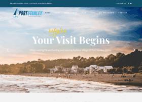 portstanley.net