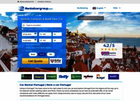 portugal.rentalcargroup.com