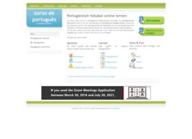 portugiesischkurs.net
