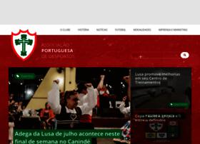 portuguesa.com.br