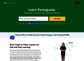 portuguesepod101.com
