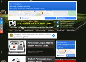 portuguesesoccernewslinks.com