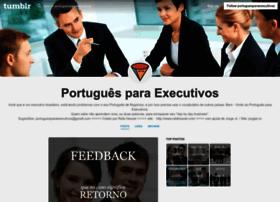 portuguesparaexecutivos.tumblr.com