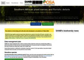 posa.sanbi.org