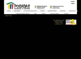 posadasturisticasdecolombia.gov.co