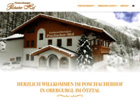 poschacherhof.com