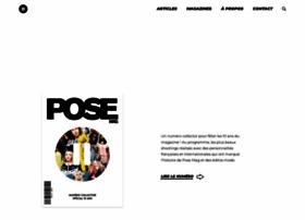 pose-mag.fr