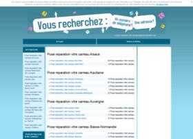 pose-reparation-vitre-carreau.telephone-adresse.com