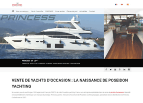 poseidon-yachting.com