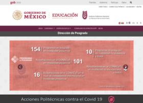 posgrado.ipn.mx