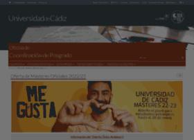 posgrado.uca.es