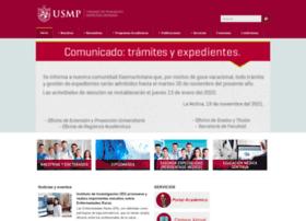 posgradomedicina.usmp.edu.pe