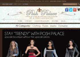 poshpalaceshelby.com