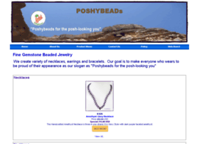 poshybeads.com