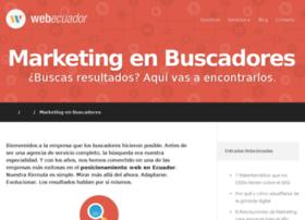 posicionamiento.web-ecuador.com