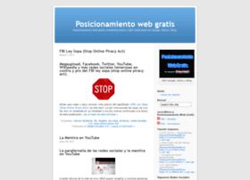 posicionamientowebgratis.wordpress.com
