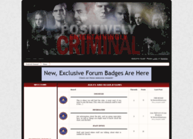 positiv3lycriminal.proboards.com