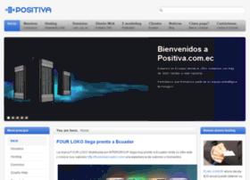 positiva.com.ec