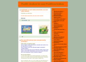 positivdenkenundaffirmationen.blogspot.com