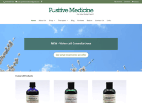 positivemedicine.co.uk