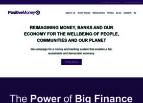 positivemoney.org