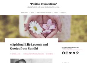 positiveprovocations.com