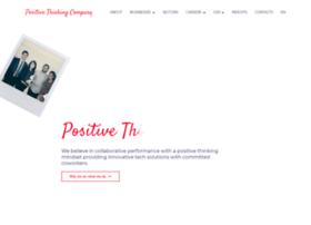 positivethinkingcompany.com