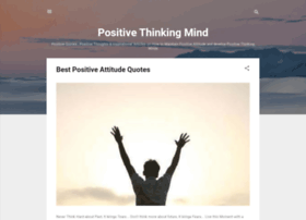 positivethinkingmind.blogspot.com