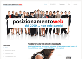 posizionamentositointernet.com
