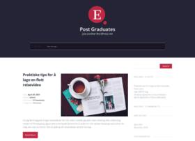 post-graduates.net