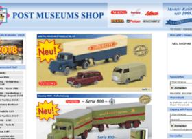 post-museums-shop.de