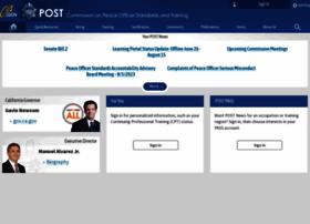 post.ca.gov