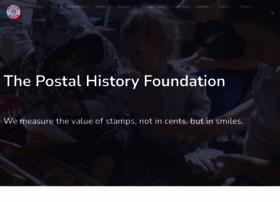postalhistoryfoundation.org
