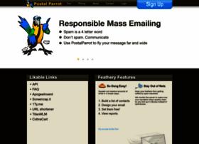 Postalparrot.com