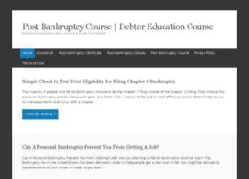 postbankruptcycourse.net