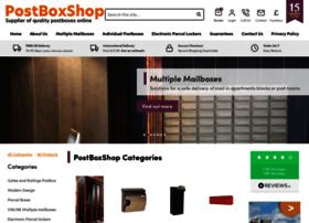 postboxshop.com