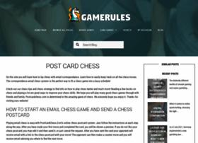 postcardchess.com