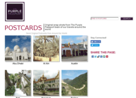 postcards.thepurplepassport.com