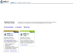 postcastserver.com
