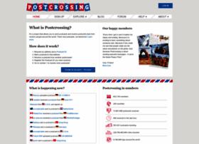 postcrossing.com