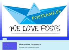 posteame.es