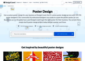 poster.designcrowd.com