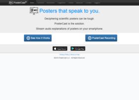 postercast.com