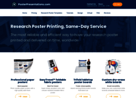 posterpresentations.com